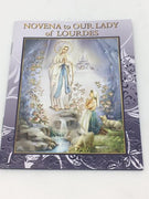 Novena to Our Lady of Lourdes - Unique Catholic Gifts