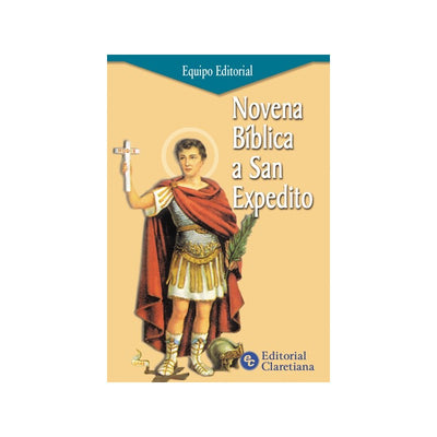 Novena bíblica a San Expedito - Unique Catholic Gifts