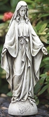 Our Lady of Grace Garden Statue 14