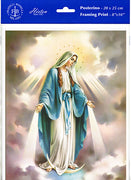 "Our Lady of Grace 8 x 10"" Print - Unique Catholic Gifts"