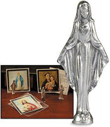 "Our Lady Of Grace Pocket Statue (1 1/2"")"