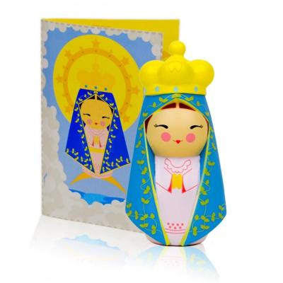 Our Lady of Charity of Cobre Shining Light Doll - Unique Catholic Gifts