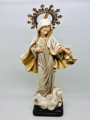 Our Lady of Medjugorje Statue (12