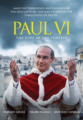 Paul VI The Pope in the Tempest DVD