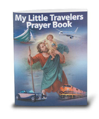 My Little Travelers Prayer Book - Unique Catholic Gifts