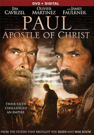 Paul, Apostle of Christ  DVD - Unique Catholic Gifts