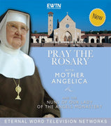 Pray the Rosary with Mother Angelica (CD) and the Nuns of Our Lady of the Angels Monastery - Unique Catholic Gifts