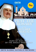Pray the Rosary with Mother Angelica and the Nuns of Our Lady of the Angels Monastery DVD - Unique Catholic Gifts