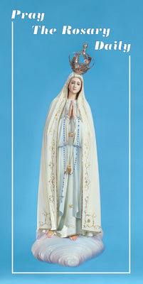 Pray the Rosary Pamphlet - Unique Catholic Gifts