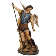 "St. Michael the Archangel Statue 26 1/2"" - Unique Catholic Gifts"