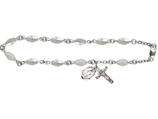 RB0930 Series Rosary Bracelet - Unique Catholic Gifts