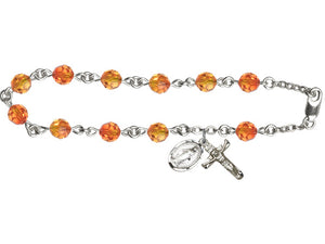 RB8564 Series Rosary Bracelet - Unique Catholic Gifts