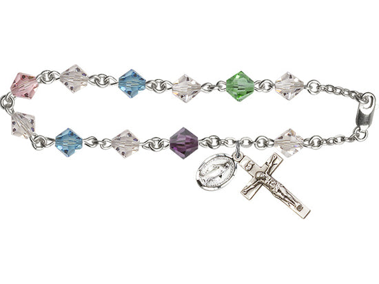 RB9587 Series Rosary Bracelet - Unique Catholic Gifts