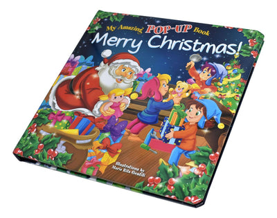 Merry Christmas Pop-UP Book