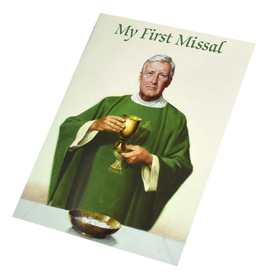 My First Missal by Father Victor Hoagland - Unique Catholic Gifts