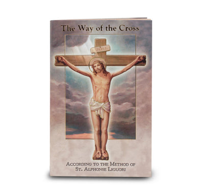 The Way Of The Cross According To St Alphonse Liguori - Booklet - Unique Catholic Gifts
