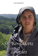 St. Bernadette of Lourdes - DVD - Unique Catholic Gifts