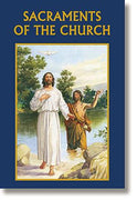 Aquinas Press® Prayer Book - Sacraments Of The Church