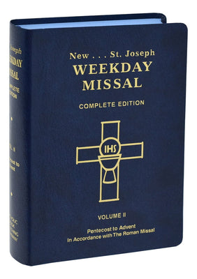 Saint Joseph Weekday Missal (Vol. II) - Unique Catholic Gifts