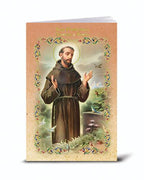 San Francisco Novena y Rezos - Unique Catholic Gifts