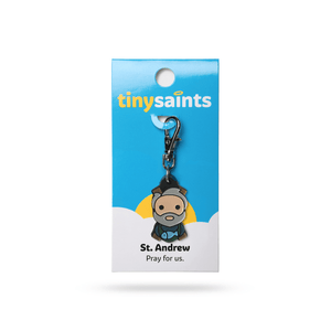 Saint Andrew Tiny Saints - Unique Catholic Gifts