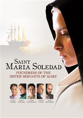 Saint Maria Soledad DVD (Foundress of the Sister Servants of Mary) - Unique Catholic Gifts