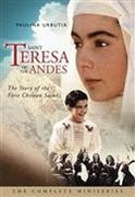 3 DVD Set: Saint Teresa of the Andes (subtitles: English)-Teresa de los Andes DVD