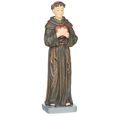 St. Anthony of Padua Figurine Statue  4 1/4