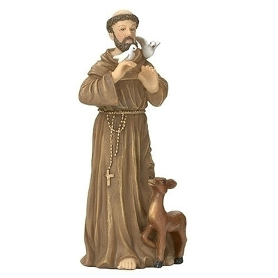 St. Francis of Assisi Figurine Statue (4