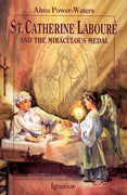 St. Catherine Laboure and the Miraculous Medal by Alma Powers Waters, James Fox (Illustrator) - Unique Catholic Gifts