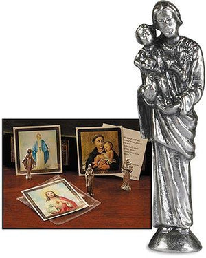 "Saint Joseph Pocket Statue (1 1/2"")"