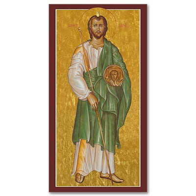 Copy of St. Jude Icon reproduction ICON on Wood (4