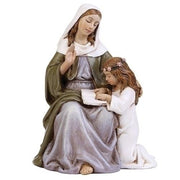 "St Anne Statue (4"") - Unique Catholic Gifts"