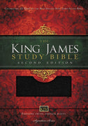 Study Bible-KJV  Signature Series by Thomas Nelson