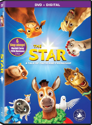 The Star: A Tale of Faith and Friendship DVD - Unique Catholic Gifts