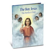 The Boy Jesus the perfect child (Gloria Stories) Hardcover by Daniel A. Lord (Author) - Unique Catholic Gifts