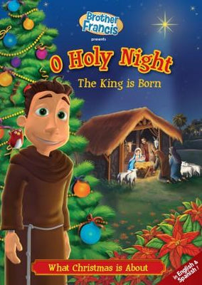 Brother Francis DVD - Ep.07: O Holy Night: The King is Born - Unique Catholic Gifts