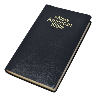 Nab Gift & Award Bible (Black) Leatherette