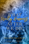 What Really Happens After We Die (There Will Be Hugs in Heaven) by James Papandrea - Unique Catholic Gifts