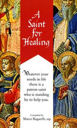 A saint for Healing by Marco Bulgarelli
