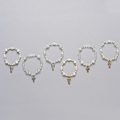Assorted First Communion Bracelet - Unique Catholic Gifts