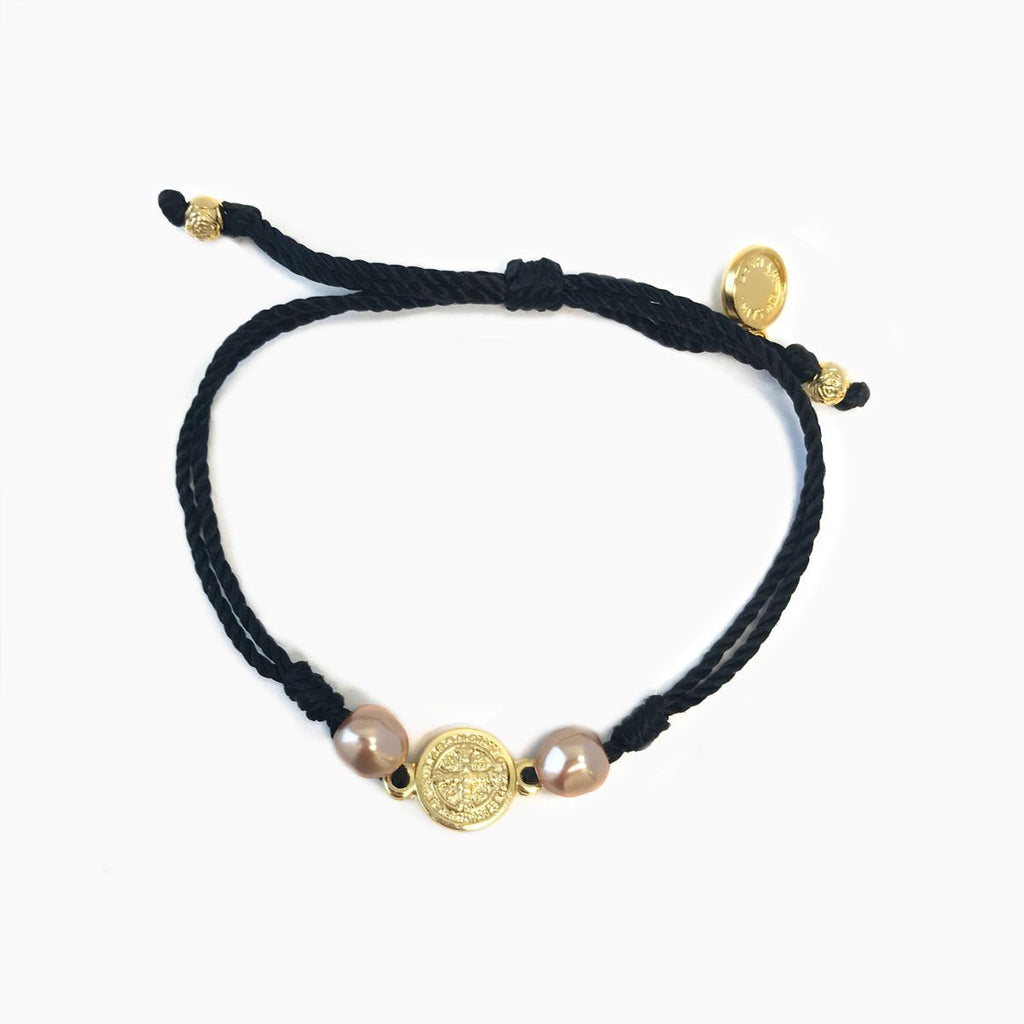 Blessings and Joy Bracelet Gold