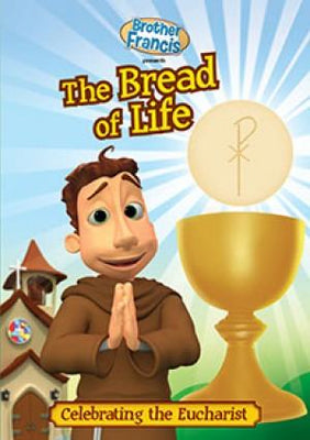 Brother Francis DVD The Bread of Life - Unique Catholic Gifts