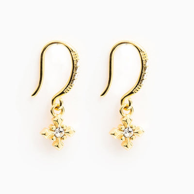 Crystal Faith Earrings