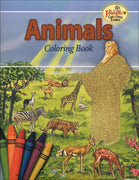 Animals of the Bible Coloring book - Unique Catholic Gifts