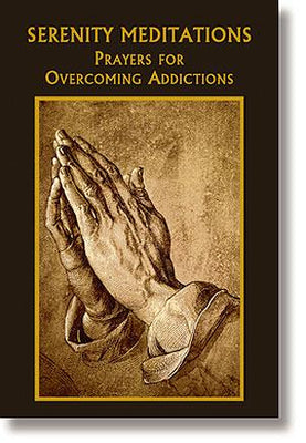 Aquinas Press® Prayer Book - Serenity Prayer Book for Overcoming Addictions