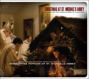 Christmas at St Michael's Abbey by Norbertine Fathers of St. Michael's Abbey - Unique Catholic Gifts