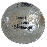 Count Your Blessings Trinket Dish - Unique Catholic Gifts