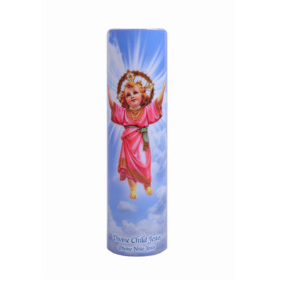 Divine Child LED Candle Timer - Unique Catholic Gifts