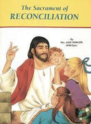The Sacrament of Reconciliation by Jude Winkler